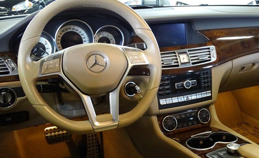 2013 Mercedes-Benz CLS