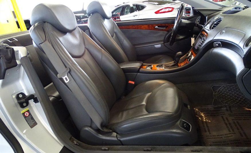 2004 Mercedes-Benz SL-Class