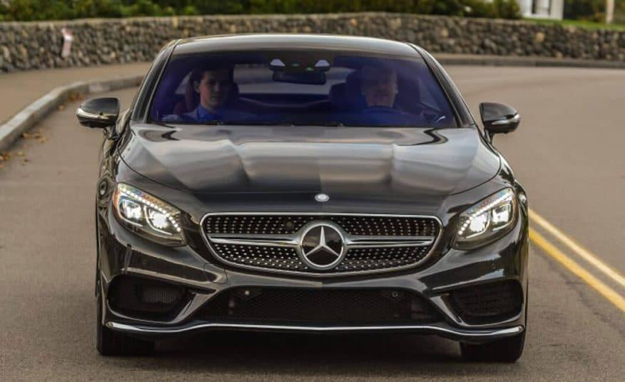 2017 Mercedes-Benz S 65 AMG